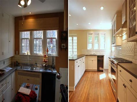 top kitchen renovations before and after photos 34