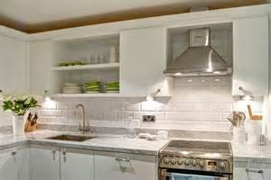 white flat front kitchen cabinets with gray marble best 25 traditional white kitchens ideas on pinterest