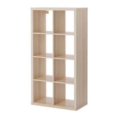 Ikea Kallax Unit Rak 77x147 Cm Putih Unik Mewah Cantik kallax unit rak efek kayu oak diwarnai putih 77x147 cm