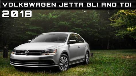 vw gli 2018 2018 volkswagen jetta gli and tdi review rendered price