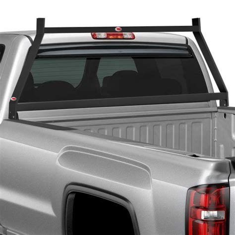 nissan frontier bed rack rki 174 nissan frontier 2011 wg series window grille cab rack
