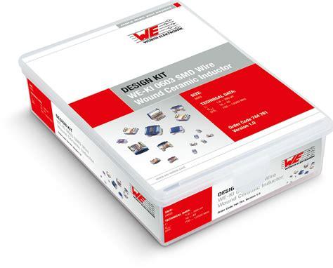 design kits online we ki keramik smd induktivit 228 t 0603a c design kits f 252 r