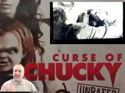 film curse of chucky youtube movie review curse of chucky youtube