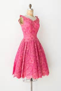 Lace party dress idol of roses dress 248 00 vintage amp vintage