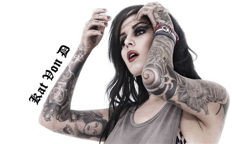 d von kat von d wallpaper wallpapersafari