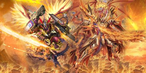 Cardfight Vanguard Playmate dragonic overlord quot the x quot decklist kagero cardfighters