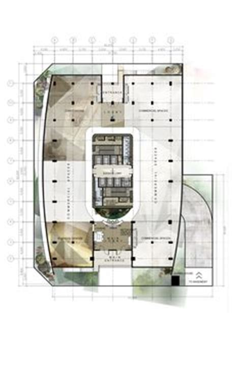 high rise floor plan design 8 proposed corporate office buildling high rise