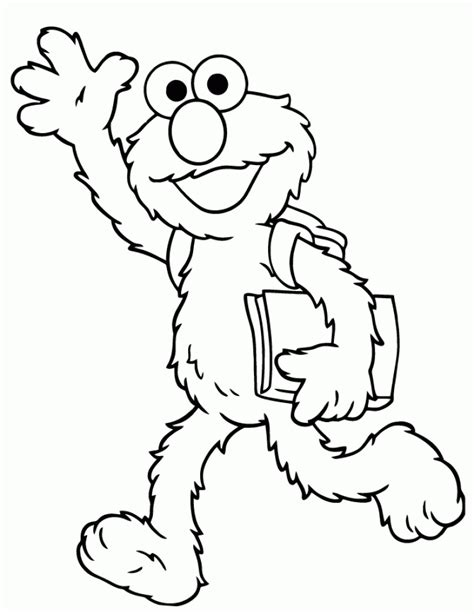 elmo easter coloring pages to print get this free squirrel coloring pages for kids yy6l0