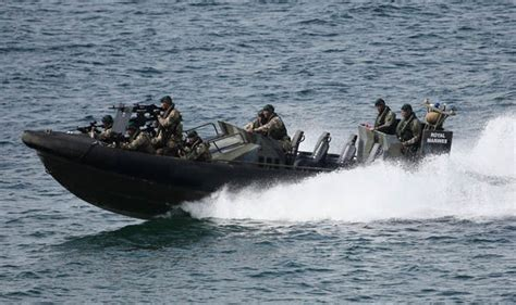 boat from us to uk royal navy could be used to tackle people smuggling boats