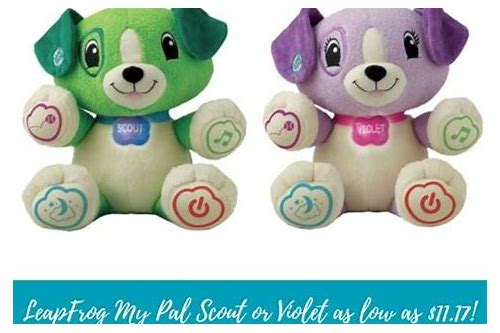 leapfrog my pal scout printable coupon