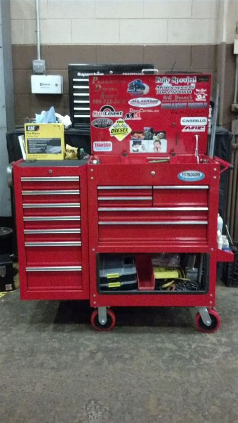 modifications   hf    drawer service carts