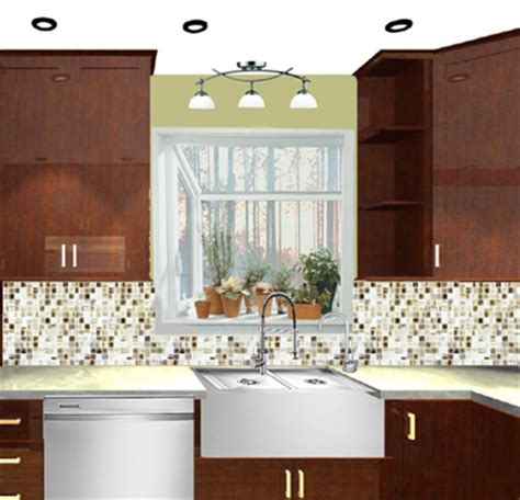 over the kitchen sink lighting laminate kitchen cabinets farmhouse kitchen rustic wall