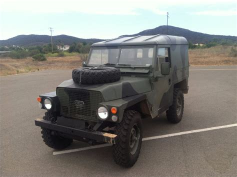 lightweight land rovers for sale 1971 land rover series 2a lightweight for sale