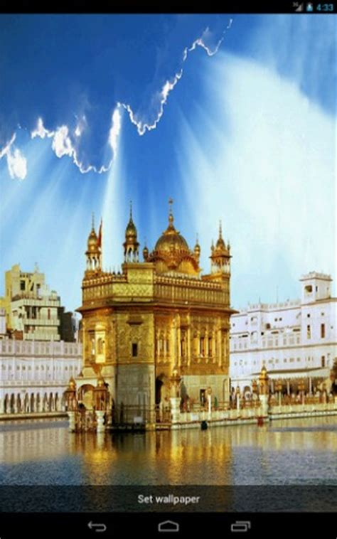 themes golden temple golden temple livewallpaper app for android
