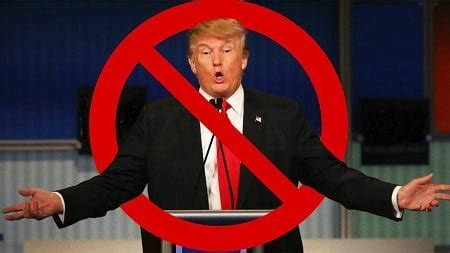 Donald Not Invited To Wedding