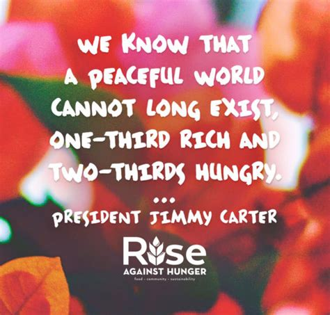 hunger quotes world hunger facts quotes rise against hunger