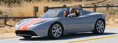 Tesla Roadster Top Speed Tesla Roadster Not An Energy Saver When Parked News