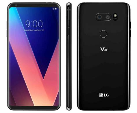 Lg V30 Plus Smartphone lg v30 plus launched in india inr 44 990 specs details