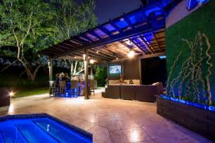 Pergola Miami by Outdoor Kitchen And Pergola Project In South Florida