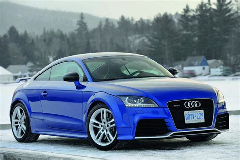 Audi Tt Rs 2012 by 2012 Audi Tt Rs Available In U S With Starting Price Of