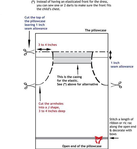 armhole template for pillowcase dress armhole template for pillowcase dress pillowcase dress