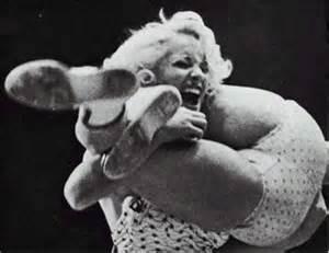 Judy grable wrestler