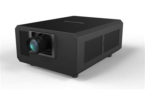 Proyektor Laser panasonic launches 28k laser projector for rental market