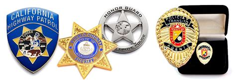 Handmade Badge - custom mini badges custom enforcement badges