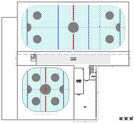 roller skating rink floor plans basic rink floor plans site maps architectural drawings