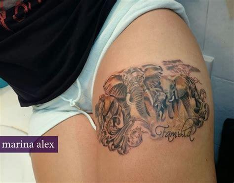 elephant tattoo hip elephant tattoo family hip female tattoos and art i