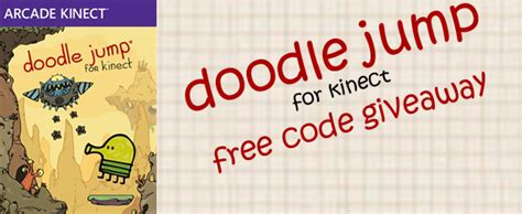doodle jump code i am giving away doodle jump kinect codes squallsnake