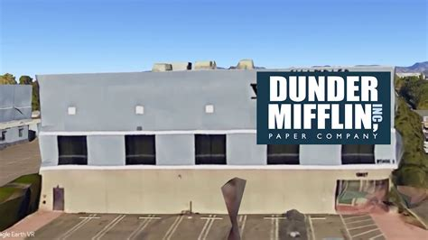 Dunder Mifflin finding dunder mifflin from the office in vr