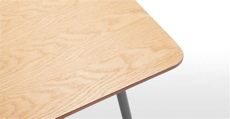 Haywood Dining Table Ash And Grey Made Com Grey Ash Dining Table