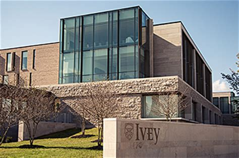 Ivey Business School Mba Fees by Venues Centre For Building Sustainable Value