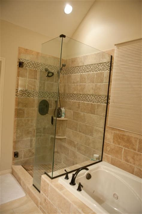 22 Best Images About Shower Tile Exles On Pinterest Bathroom With Shower And Tub