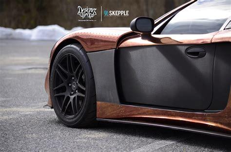 copper chrome factory  gtm designer wraps