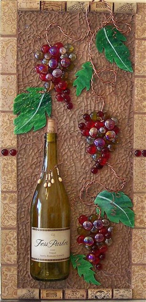 wine themed decor i am not a wine drinker and i don t really care for