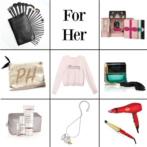christmas ideas for her gift ideas for her christmas 2015