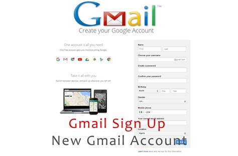Free Gmail Address Lookup Gmail Sign Up Create Gmail Account New Account Kikguru