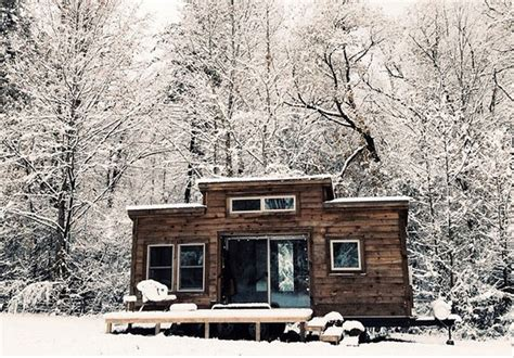 Small Homes Asheville Nc Stunning Tiny Home On Wheels On A Modern Homestead