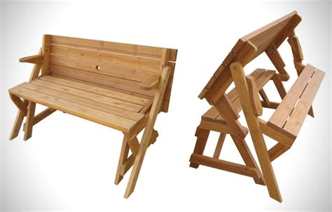 bench table combo plans folding picnic table bench plans picnic table bench combo