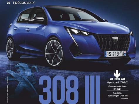 peugeot  iii pp page