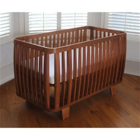 Bloom Baby Crib The Retro Crib From Bloom Baby Is A Beautiful Solid Wood Crib Bed Inspired By Mid Century