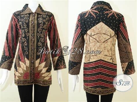 Kemeja Formal Kemeja Cewek Xxxxl baju blus batik model resmi kwalitas istimewa menunjang