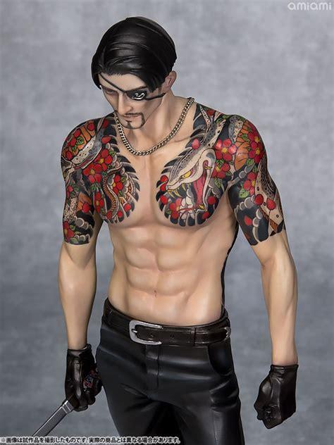 yakuza tattoo review amiami character hobby shop exclusive sale yakuza