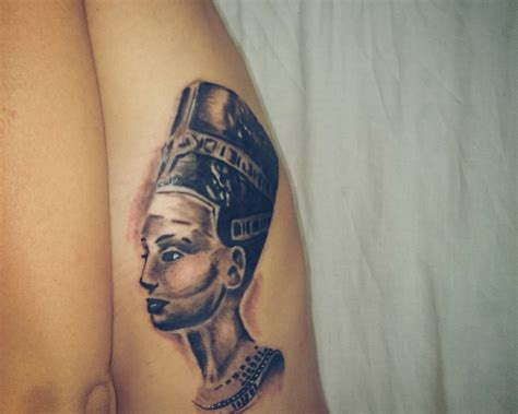 queen nefertiti tattoo designs nefertiti tattoo best tattoo design ideas