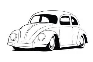 classic vw beetle coloring remember herbie quot love bug vw car coloring