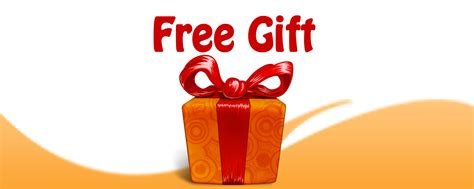 free gifts for free gift julie wassom