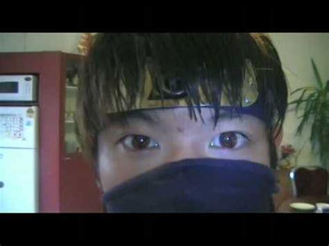 mangekyou sharingan contact lenses youtube