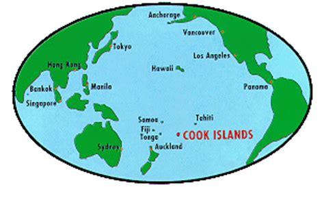 cook islands map world cookislandchurches